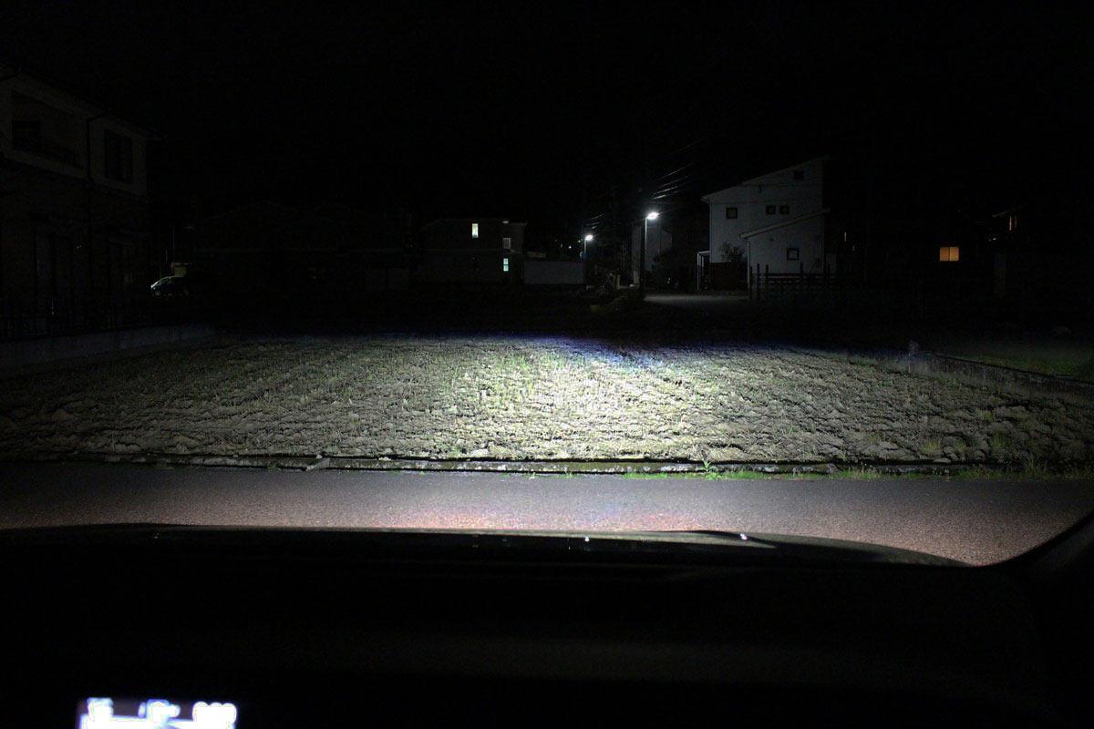 LEDヘッドライト+フォグランプ
